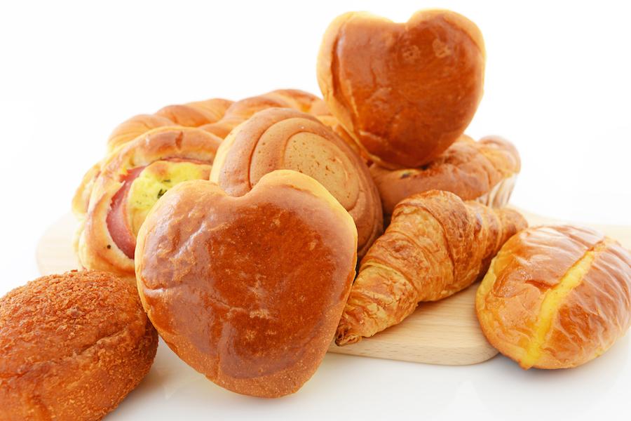 4月12日は「パンの記念日」(写真はイメージ)【写真:写真AC】