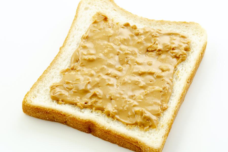 日本では甘いイメージに強いピーナッツバター(写真はイメージ)【写真:写真AC】