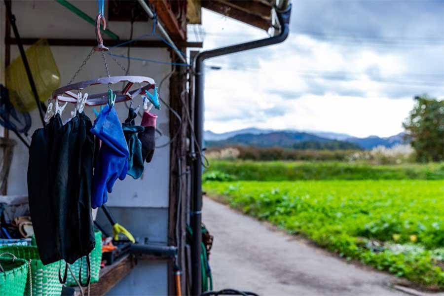 コロナ禍を機に選んだ福島県会津地方での暮らし。その背景にあった思いとは【写真提供:渡辺葉月】