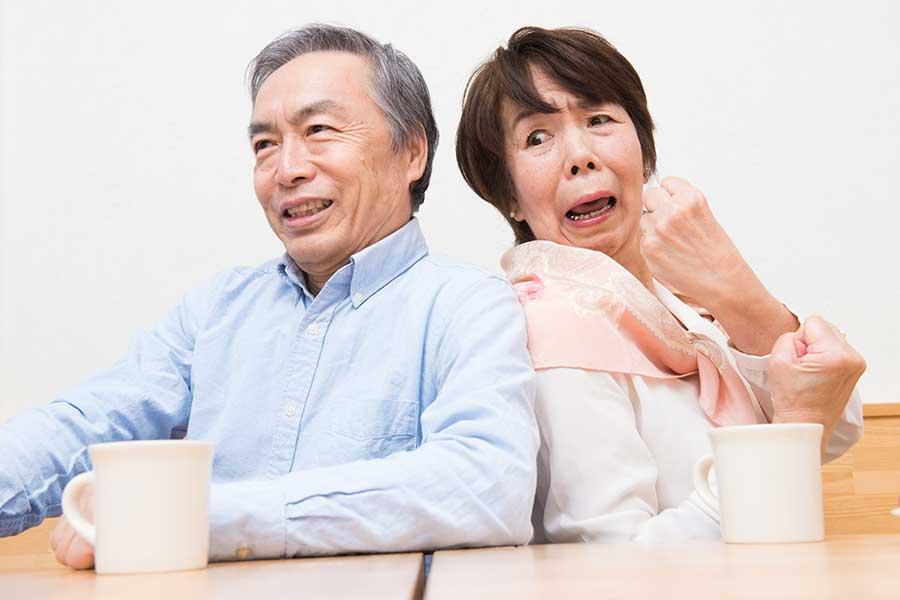 夫婦仲が悪化する原因は寝室にあり!?(写真はイメージ)【写真:写真AC】