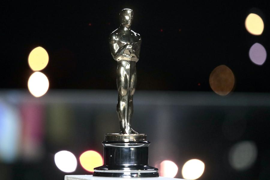 コロナ禍で開催されたアカデミー賞授賞式を振り返る【写真:AP】