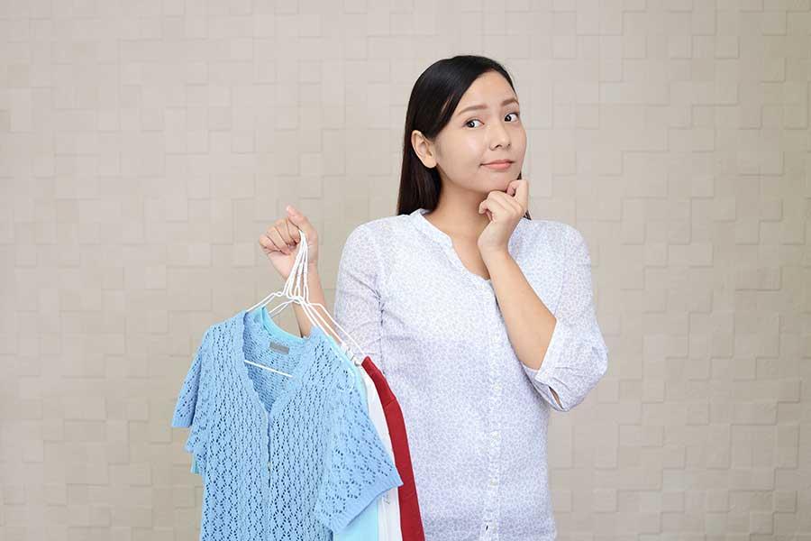 毎日の服選びも運気に影響?(写真はイメージ)【写真:写真AC】