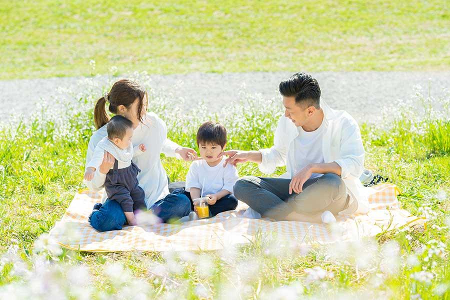 理想とする父&夫のイメージは全世代ほぼ共通(写真はイメージ)【写真:写真AC】