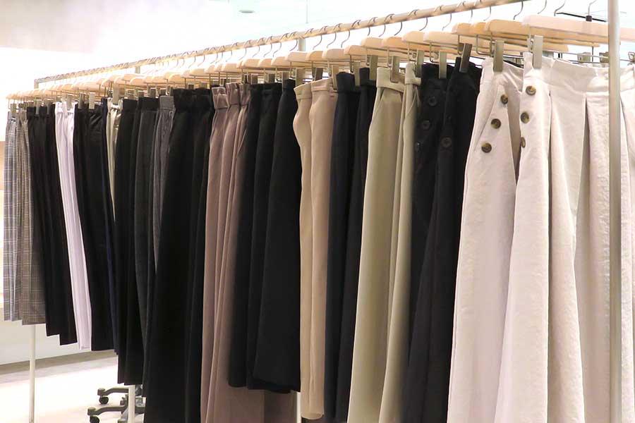 スカートは形によって影響する運気に違いが(写真はイメージ)【写真:写真AC】