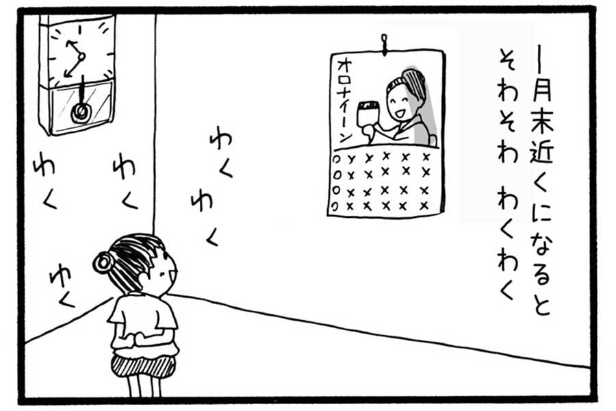 漫画のワンシーン【画像提供:がきーた@4コマ命!(@gakita60)さん】