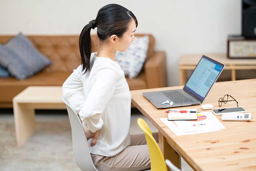 在宅勤務の普及などは性生活にも影響?(写真はイメージ)【写真:写真AC】