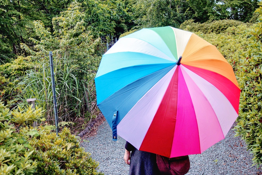 雨の日に実践したい風水は?(写真はイメージ)【写真:写真AC】