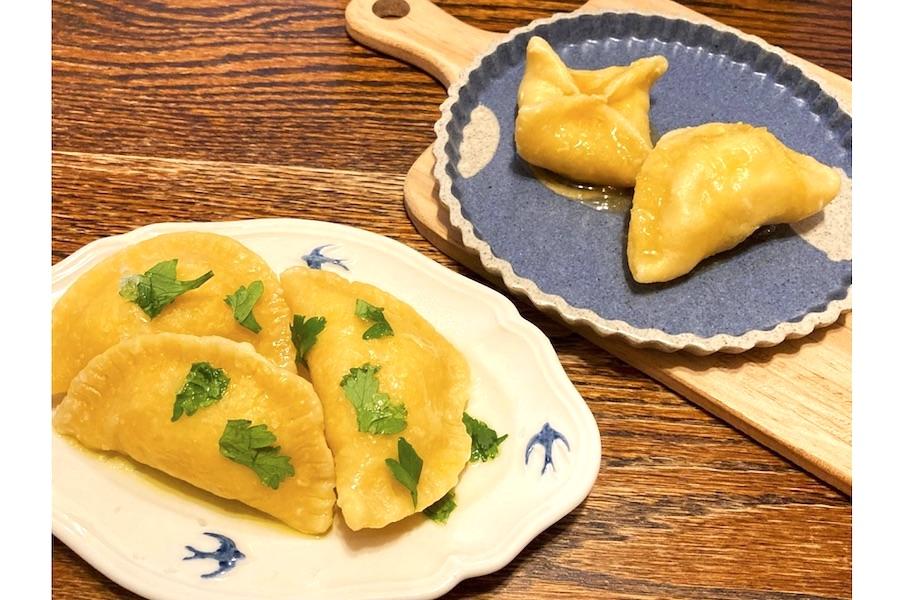 日本でも人気上昇中。ポーランドの国民食「ピエロギ」【写真:和栗恵】
