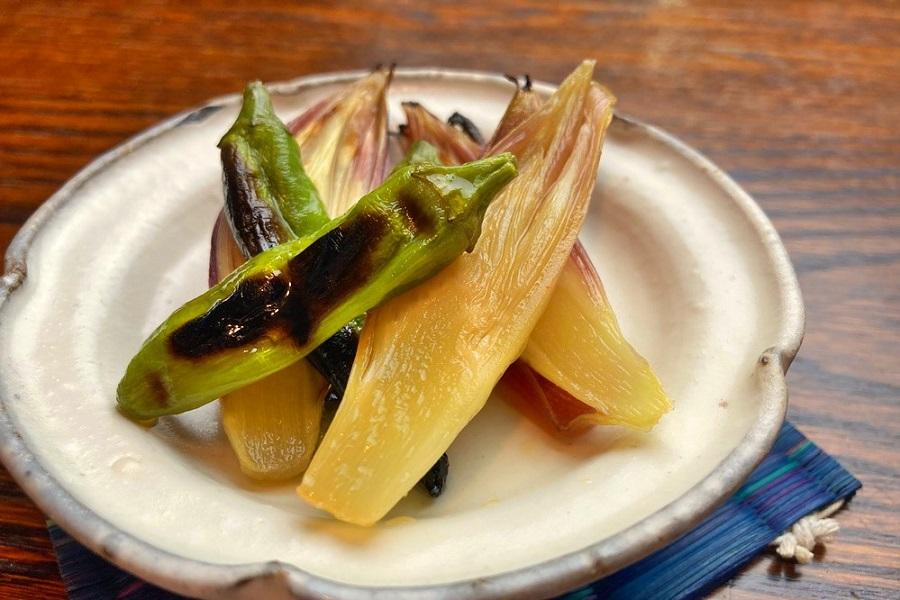 魚焼きグリルで焼くため、暑い夏でも楽々調理【写真:和栗恵】