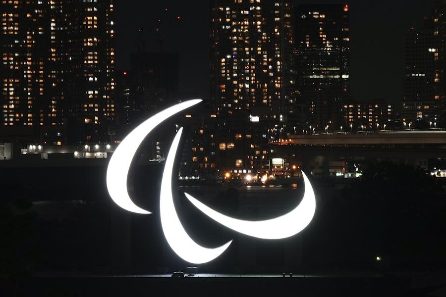 東京2020パラリンピック競技大会の開会式は24日夜に行われる予定【写真:AP】