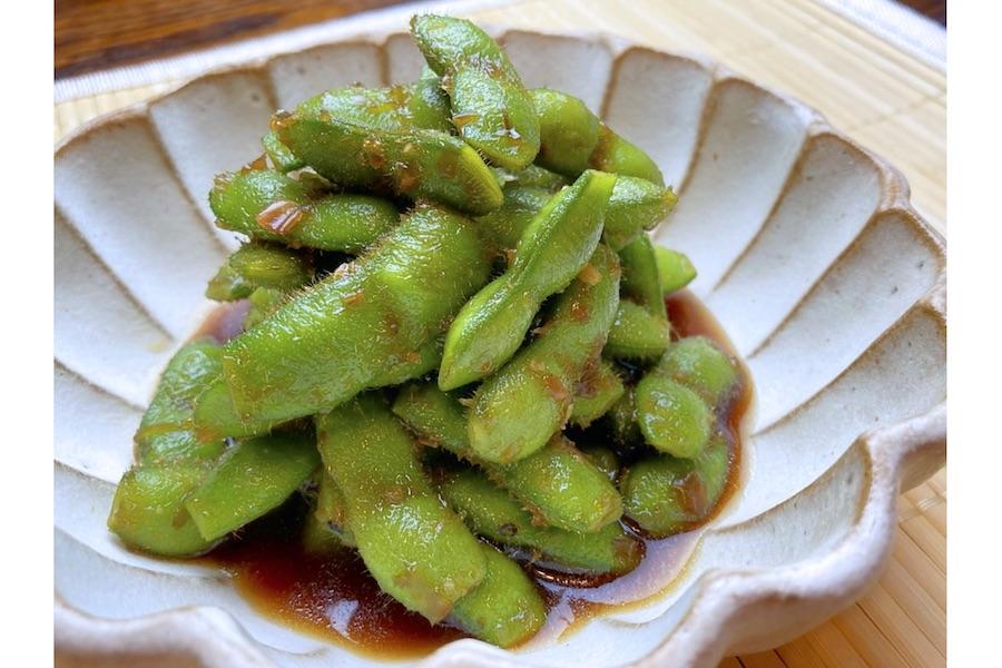 甘辛い味付けでおつまみにもお弁当のおかずにもおすすめ【写真:和栗恵】