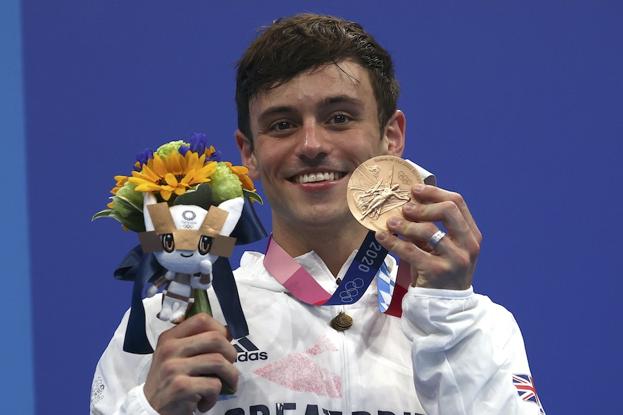 東京五輪での活躍も記憶に新しいトーマス・デーリー選手【写真:Getty Images】