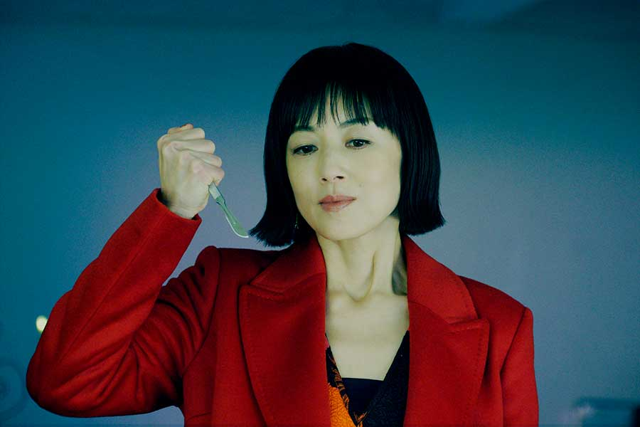 『リカ ~自称28歳の純愛モンスター~』2021年12月3日(金)DVD発売(c)2021映画『リカ ~自称28歳の純愛モンスター~』製作委員会