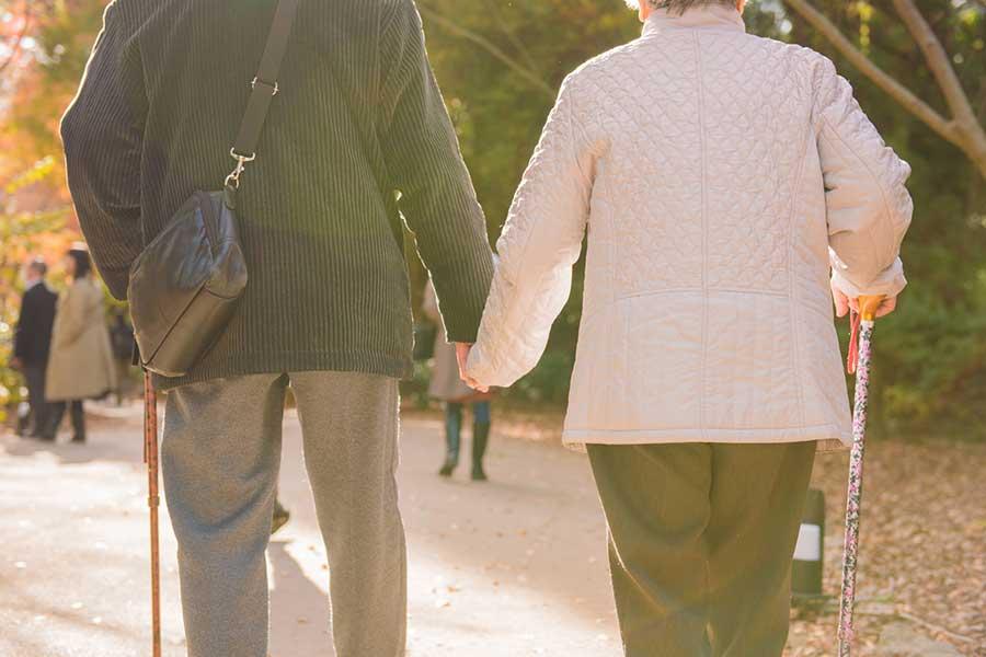 77回目の結婚記念日を迎えた夫婦。入院先のホスピスによる心遣いが話題に(写真はイメージ)【写真:写真AC】