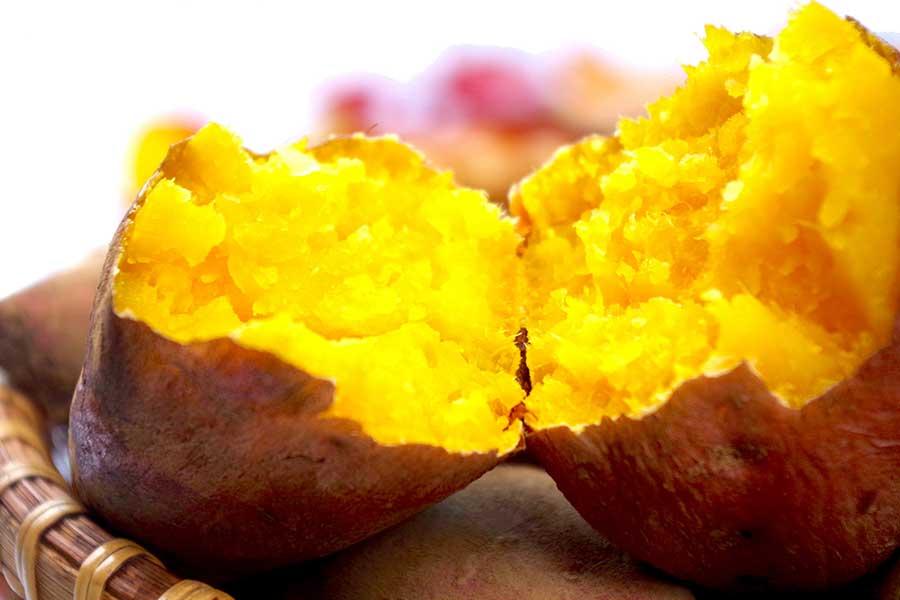食物繊維がたっぷりのサツマイモ(写真はイメージ)【写真:写真AC】